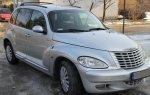 Chrysler PT Cruiser  2000  214 000 km  Benzyna+LPG  Hatchback