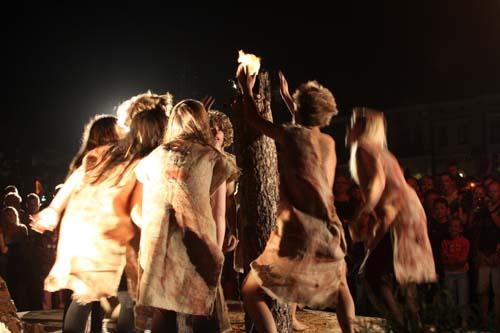 Teatr na Bruku w Mitologicznej scenie
