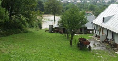 Pomoc dla powodzian z powiatu krośnieńskiego