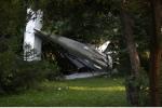 Rozbił się samolot w okolicy Dukli