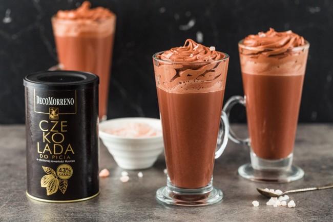 Poczuj intensywny smak czekolady do picia autorstwa DecoMorreno