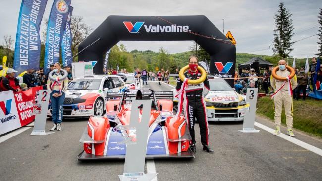 Sebastien Petit wygrywa 47. Bieszczadzki Wyścig Górski - Valvoline