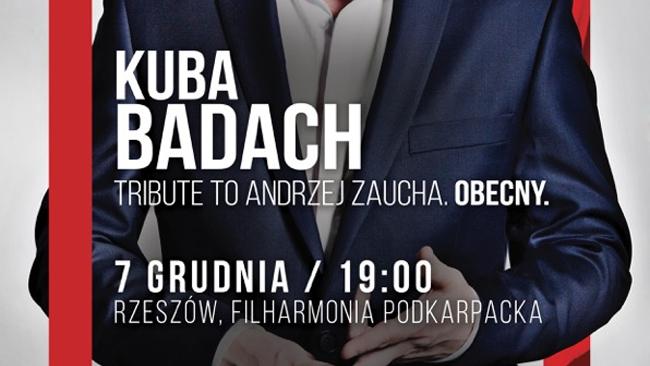 Legendy polskiej sceny muzycznej. Koncert Kuby Badacha w Filharmonii Podkarpackiej w Rzeszowie