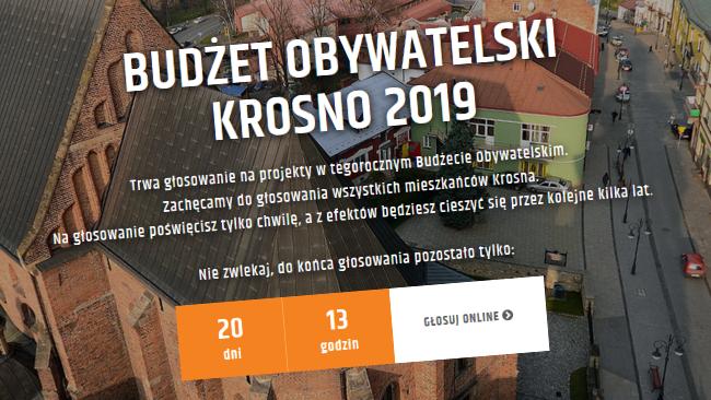 """Prawie 50 projektów - rusza głosowanie na """"Budżet Obywatelski"""""""