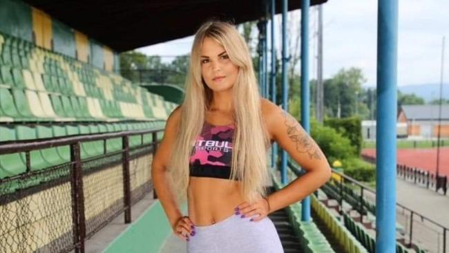 Marlena Sząbara wicemistrzynią Polski w MMA
