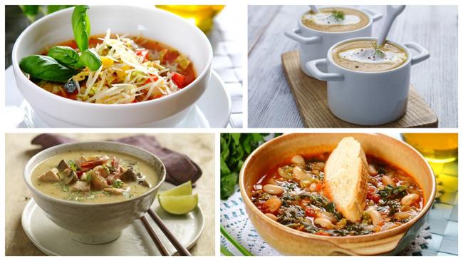 Na rozgrzewkę - zupy z różnych stron świata! [PRZEPISY]
