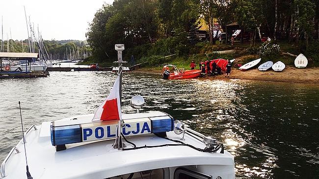 Tragedia nad wodą. Policja apeluje o rozwagę