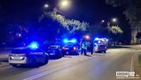 Strzały podczas policyjnego pościgu. 34-latek zatrzymany w Rymanowie Zdroju