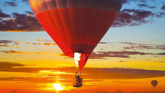 Spełnij swoje marzenie i wygraj lot balonem z VIVO! Krosno