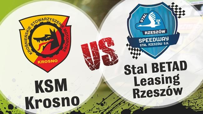 Derby Podkarpacia: KSM Krosno vs Stal Betad Leasing Rzeszów