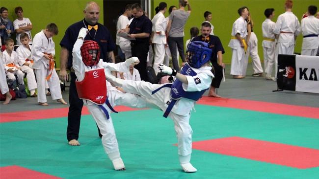 Sukces karateków na Ogólnopolskim Turnieju w Adamówce