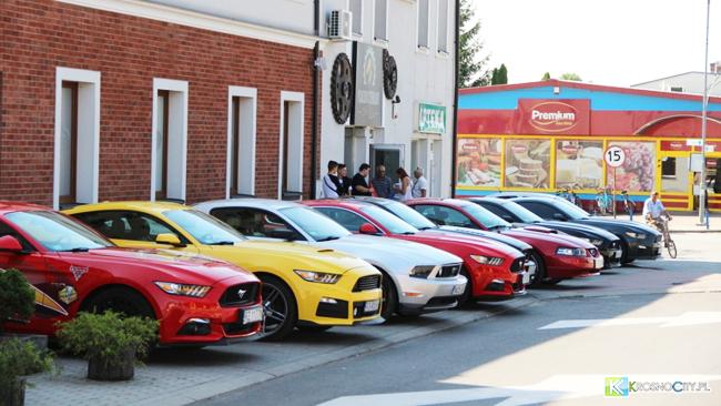 W niedzielę II zlot podkarpackich Mustangów w Korczynie