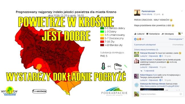 """HELLO KROSNO: sposób na powietrze w """"małym Krakowie"""""""