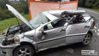 Tragiczny wypadek na DK19. Zginęła 17-latka