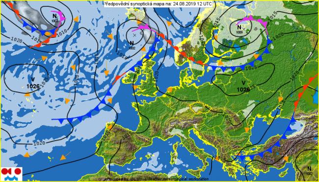 Od weekendu znów gorąco, napłynie powietrze z Bałkanów. Nie zabraknie słońca, do 27°C