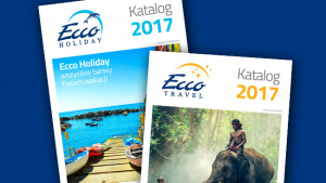 Nowy katalog Ecco Holiday i Ecco Travel