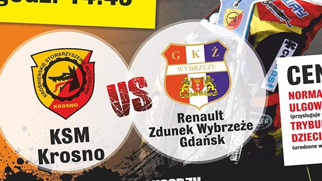 KSM Krosno vs Renault Zdunek Wybrzeże Gdańsk