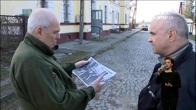 Krosno i Korczyna w TVP Historia