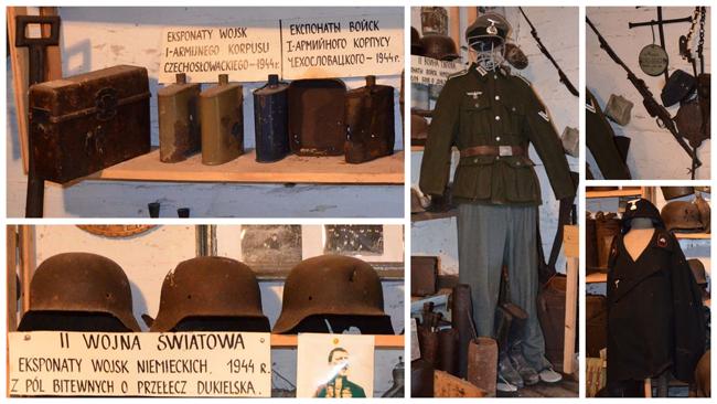 Publikujemy zdjęcia przedmiotów skradzionych w Muzeum