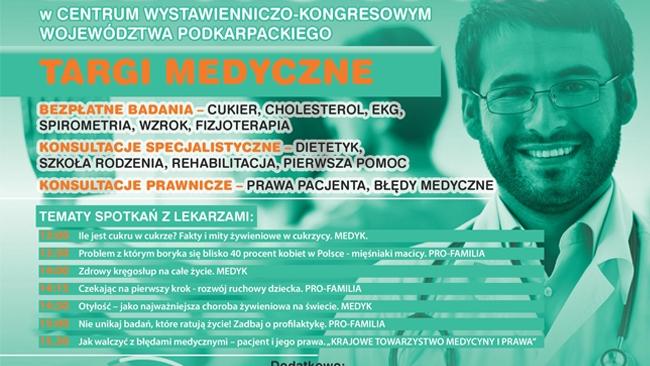 Dzień Zdrowia w CWK w Jasionce, czyli darmowe badania i konsultacje dla odwiedzających