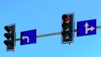 W piątek wyłączą sygnalizację świetlną na dwóch dużych skrzyżowaniach na ul. Podkarpackiej