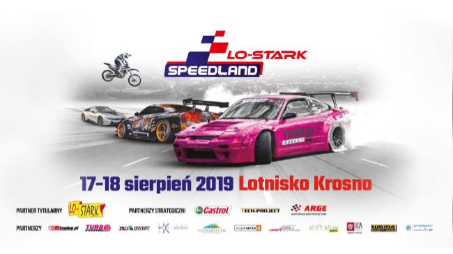 Lo-Stark Speedland 2019 już w tą sobotę