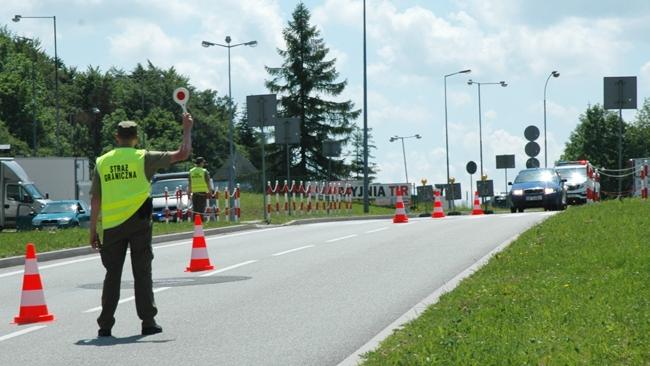 """Schengenbusy"" i kontrola na granicy"