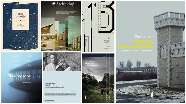 """Tłumacz architektury..."" - spotkanie z Filipem Springerem"