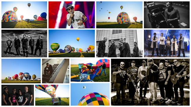 Niebo pełne balonów. W sobotę inauguracja