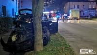 BMW, Mazda i Mann - kolizja przy ul. Kolejowej