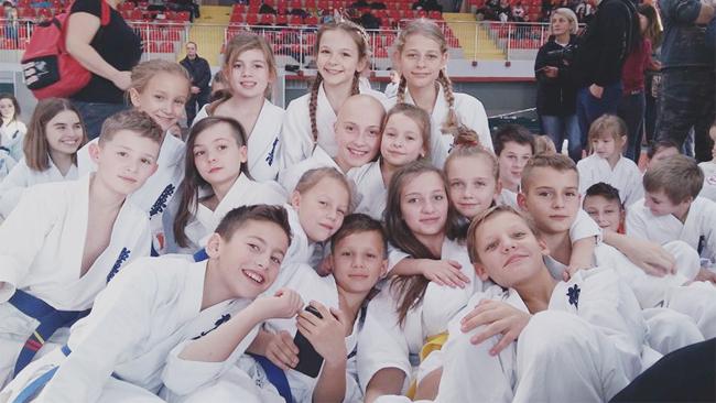 Karate: Krosno najlepsze na Turnieju w Biłgoraju
