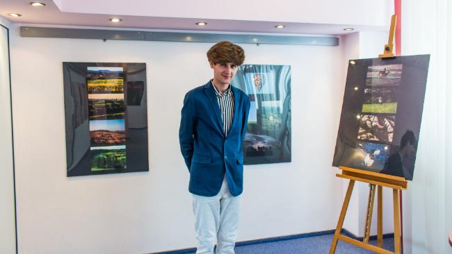 Artur Michelis: w KBP dostępna jest wystawa dwukrotnego laureata naszego konkursu