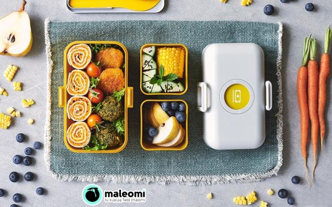 Designerskie pudełka na żywność. Sprawdź czym są Bento