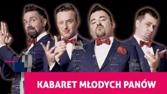 Wygraj zaproszenie na Kabaret Młodych Panów [KONKURS #1]
