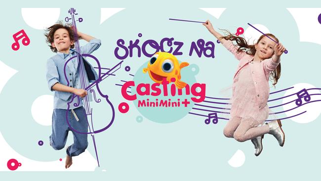 Zostań gwiazdą telewizji. Casting MiniMini+ w Rzeszowie