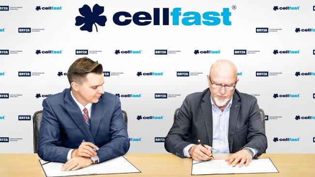 Wilki Krosno mają nowego sponsora. Jest nim Cellfast