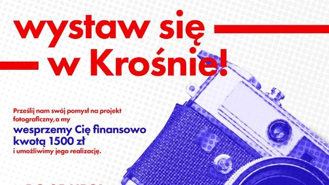 Weź udział w konkursie grantowym, wystaw się w Krośnie i zgarnij 1500 złotych