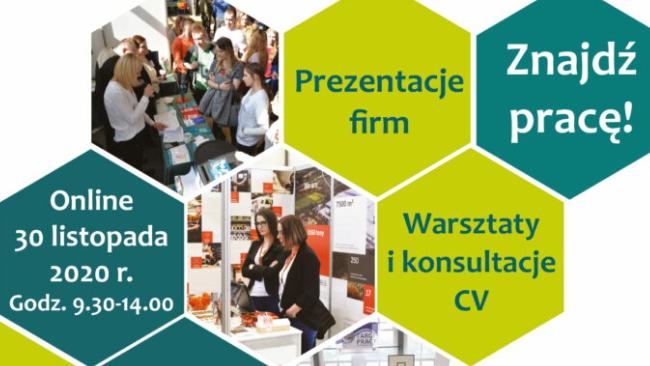 Weź udział w Wirtualnych Targach Pracy Karpackiej Państwowej Uczelni w Krośnie