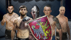 Gala MMA w Krośnie! Carpathian Warriors III
