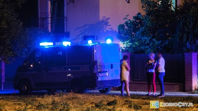 Zarzuty dla 36-latka, który dźgnął nożem sąsiada