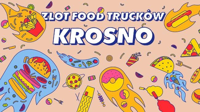 Rozpoczęcie sezonu Foodtruckowego w Krośnie! Trzy dni na skosztowanie pyszności z całego świata