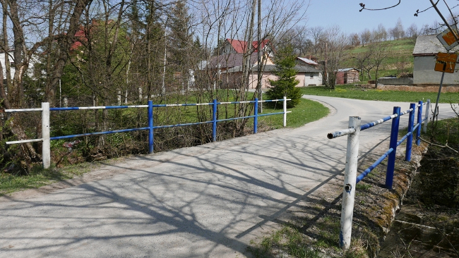 Most w Rogach do remontu