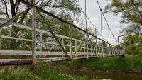 Nowy most połączy gminę Jedlicze z gminą Tarnowiec