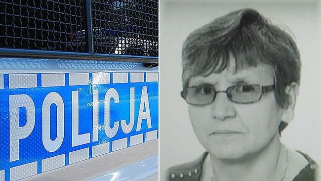 Zagineła 61-letnia mieszkanka Wojaszówki