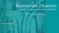 Krośnieńskie Zakamarki - spacer z Muzeum Rzemiosła