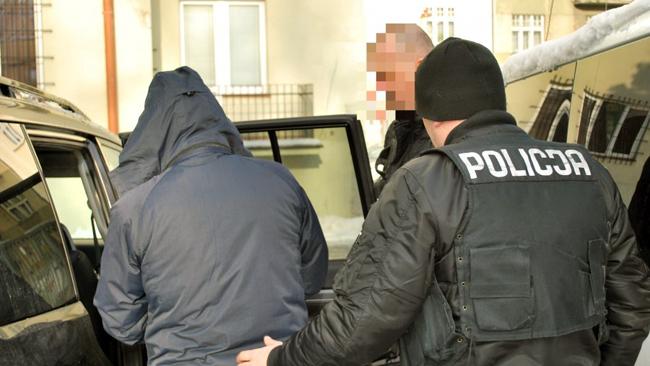 Policja zatrzymała sprawcę rozboju w Rzeszowie