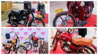 Kultowe motocykle marki WSK zawitały do VIVO! Krosno [ZDJĘCIA]