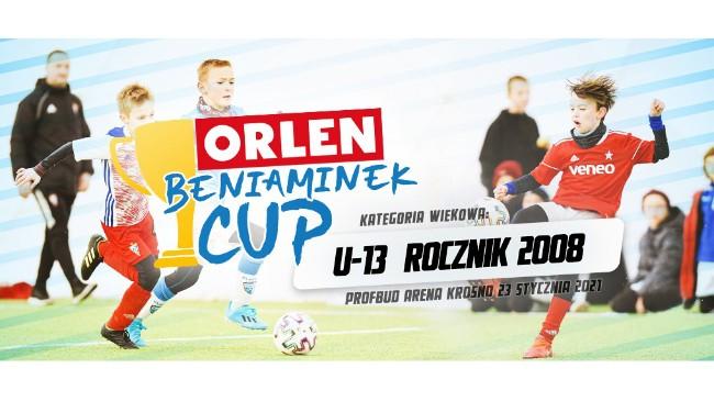 """W sobotę młodzi piłkarze zagrają w """"ORLEN Beniaminek Cup""""!"""