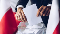 Wybory prezydenckie powinny się odbyć podczas epidemii? Zbiorowiska sprzyjają rozprzestrzenianiu się SARS-CoV-2