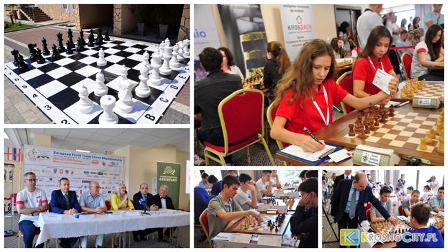 Młodzi szachiści rywalizują o tytuł najlepszej drużyny Europy